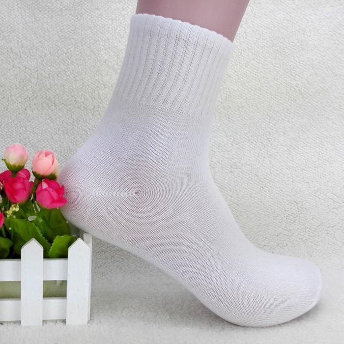 3b54e608acc 2pcs haute qualité hommes affaires chaussettes de coton gris Casual chaussettes  blanches noires WH-HSW70718456WH 1234