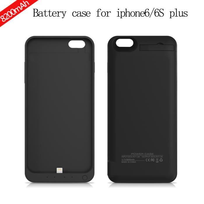 coque batterie externe iphone 6 plus