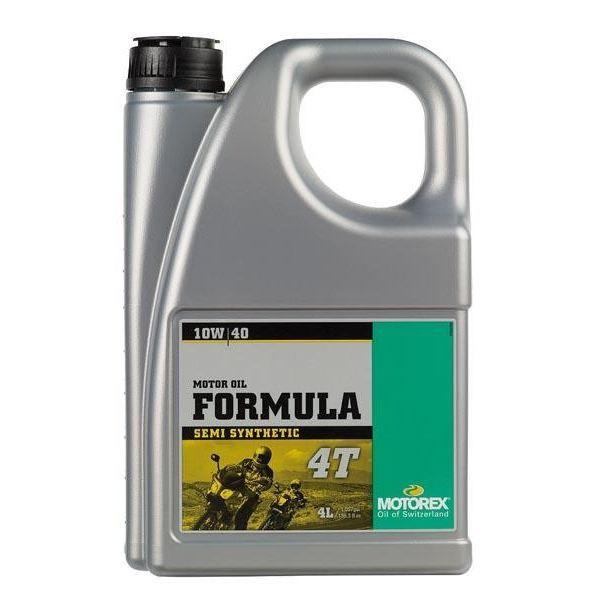 HUILE MOTEUR Huile moteur Motorex Formula 4T …