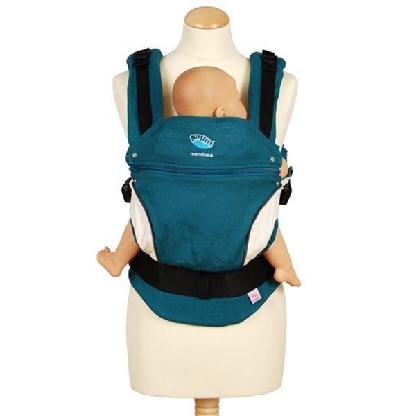 Porte bébé manduca bleu Bleu - Achat   Vente porte bébé ... 8d3477c3a09