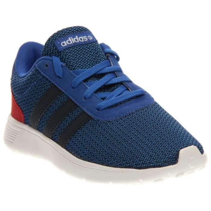 Baskets Adidas Neo Lite Racer F98454 bleues.