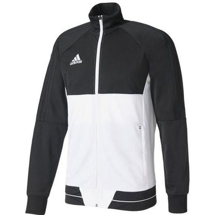 Et Homme 17 Adidas Tiro Blanc Noir D'entrainement Veste rwYzIxW5qz