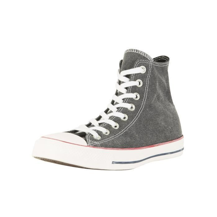 Converse Chaussures Homme Baskets CT All Star Hi, Noir