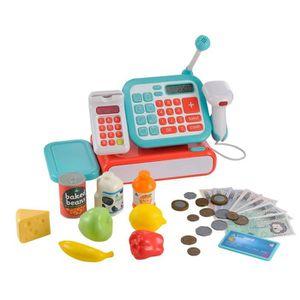 caisse enregistreuse electronique achat vente jeux et jouets pas chers. Black Bedroom Furniture Sets. Home Design Ideas