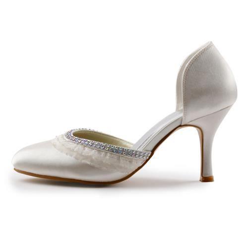 Jia Jia Wedding A31B391 chaussures de mariée mariage Escarpins pour femme PCqpDs9