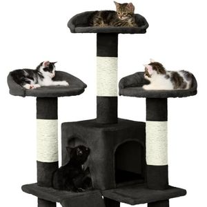 cabane pour chat achat vente cabane pour chat pas cher soldes d s le 10 janvier cdiscount. Black Bedroom Furniture Sets. Home Design Ideas