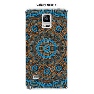 coque samsung galaxy note 4 orange