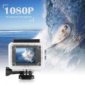 CAMÉRA SPORT 2.0 pouces hd 1080p 12mp voiture sport caméra vidé