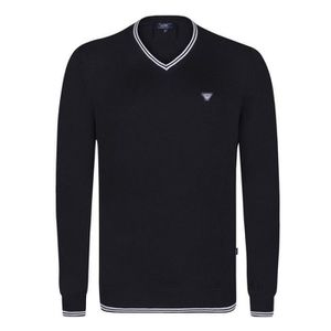 PULL Armani Jeans Homme Pull Noir