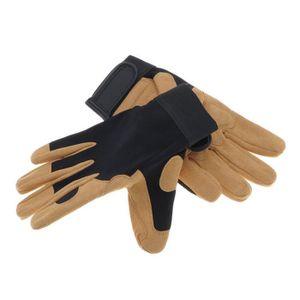 VÊTEMENT DE PROTECTION Paire de gants de travail adaptée pour le bucheron
