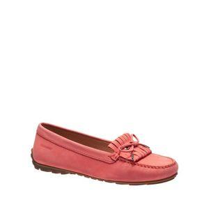 MOCASSIN Sebago Loafers Orange Femme B409257