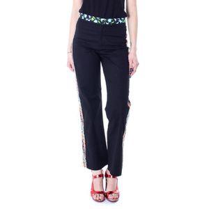 Cher Achat Femme Pantalon Desigual Vente Pas 5Rj3ALq4