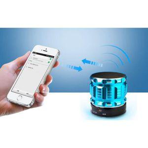 ENCEINTE NOMADE Haut-parleur sans fil mini Bluetooth Haut-parleurs