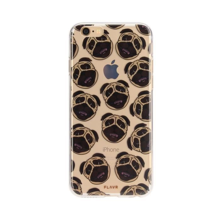 FLAVR Coque iPlate Carlins - IPhone 7 - Multicolore