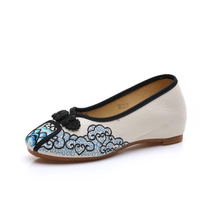 Ballerines Chaussures Femme 0Dl3O