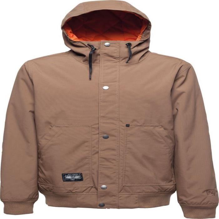 Outerwear Gm Mm Veste L1fairmontchocl 000 L1 8 Snowboard Homme q01Opwt