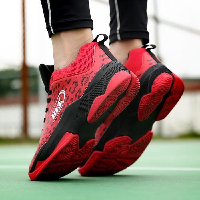 Nouvelle arrivée populaires en plein air Homme Sport Basketball Hommes Chaussures Casual Male Sport Chaussures de course maFTCT