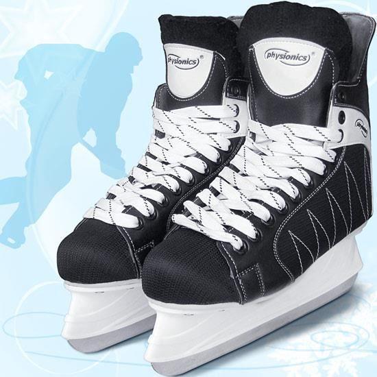 PATIN À GLACE Patin pour hockey sur glace (EHSLSH03) NOUVEAU MOD