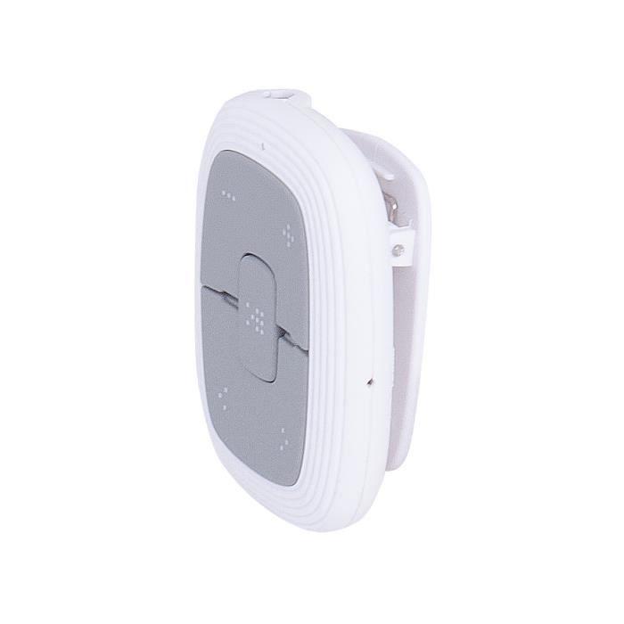 LECTEUR MP3 Trevi MPV 1703s Mini lecteur MP3à clip, gris