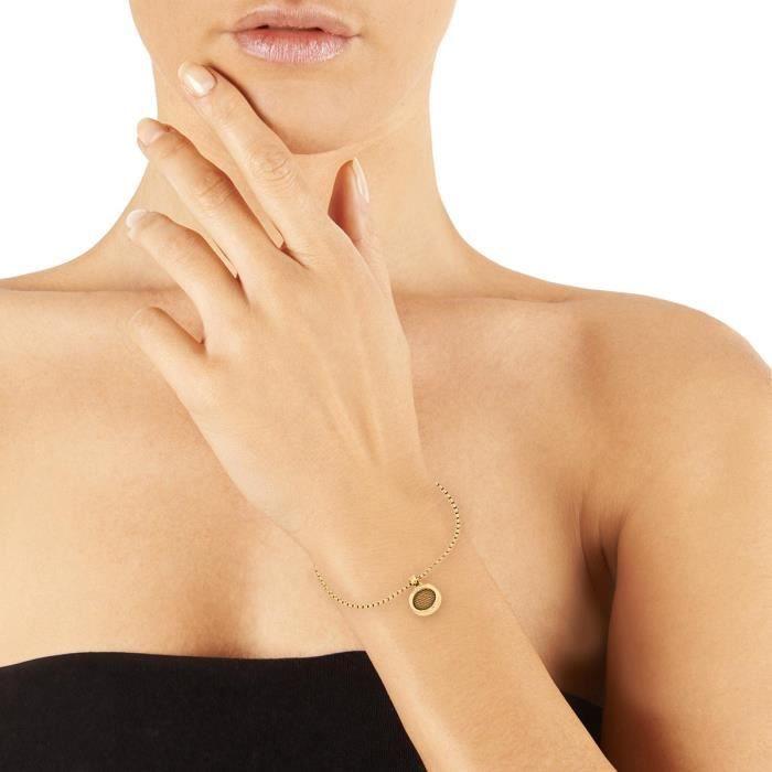 Bracelet à parfumer B&G en Acier et Oxyde - Z0153398