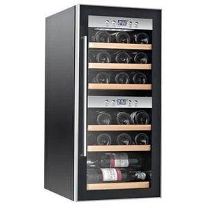 LA SOMMELI?RE ECS25.2Z - Cave ? vin de service - 24 bouteilles - Pose libre - Classe A - L 39,5 x H 87 cm