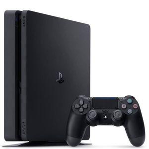 CONSOLE PS4 NOUVEAUTÉ PS4 500 Go Noire
