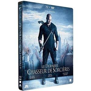 BLU-RAY FILM Blu-Ray Le Dernier chasseur de sorcières - Édition
