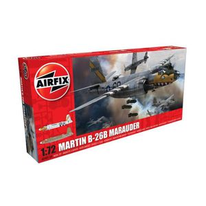 PARTITION Airfix Martin B-26B Marauder 1:72
