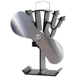 ventilateur poele achat vente ventilateur poele pas cher cdiscount. Black Bedroom Furniture Sets. Home Design Ideas