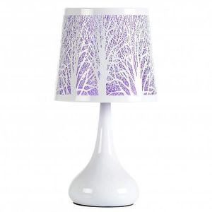 LAMPE A POSER Lampes a poser Lampe touch 40W branches - Violet