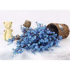 FLEUR ARTIFICIELLE 1pcs Bouquet de fleur artificielle mariage Babysbr