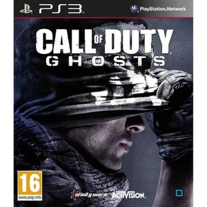 JEU PS3 CALL OF DUTY : GHOSTS - FREE FALL EDITION [IMPO…