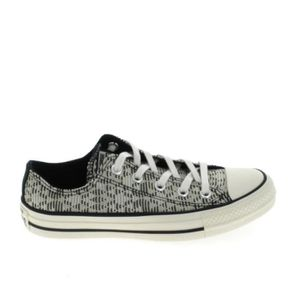 Toile CONVERSE All Star B Parchement Gris ArA7CFelo