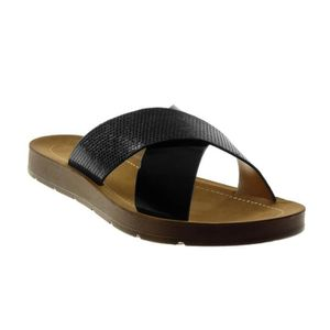MOCASSIN Angkorly - Chaussure Mode mule slip-on claquettes