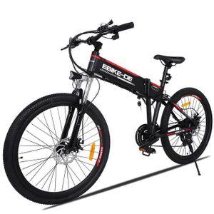 VTT Vélo électrique 25-28 km / h  250W 26'' 36 V 8A en