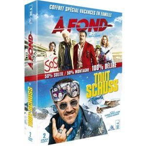 DVD FILM À fond - Tout schuss - Coffret DVD
