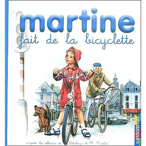 Martine fait de la bicyclette achat vente livre marcel - Martine fait la cuisine ...