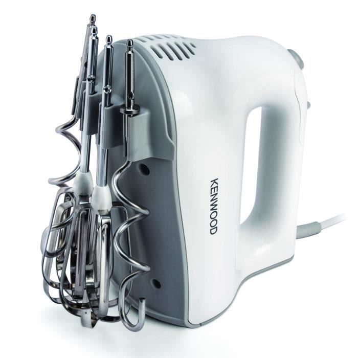 KENWOOD HM530 Batteur électrique - Blanc