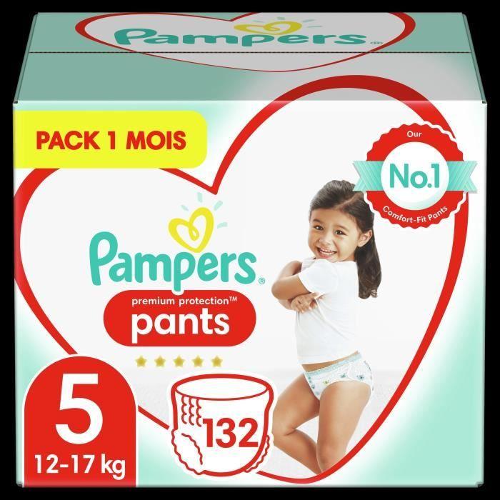Finis les changes mouvementés avec les couches-culottes Pampers Active Fit Nappy Pants.COUCHE JETABLE - COUCHE D'APPRENTISSAGE
