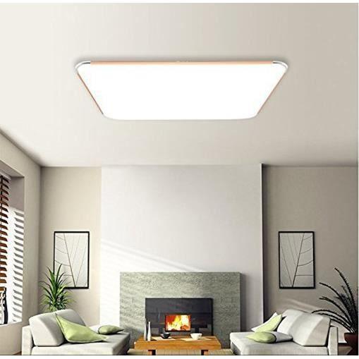 12w ultra mince led blanc chaud plafonnier lampe moderne lampe de plafond pour salon cuisine. Black Bedroom Furniture Sets. Home Design Ideas