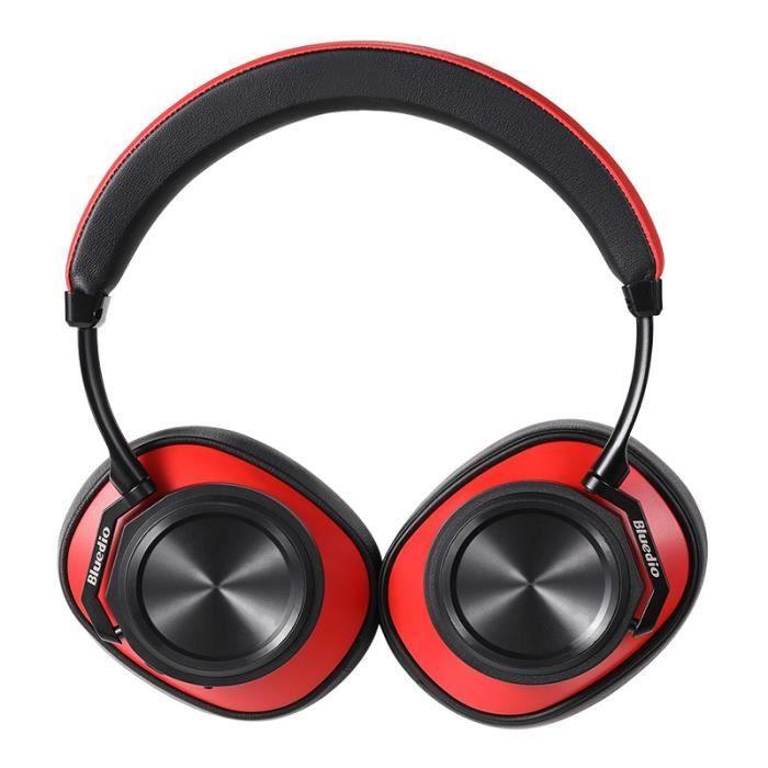 Bluedio T6 Casque Découte Bluetooth Réduction Active Du Bruit