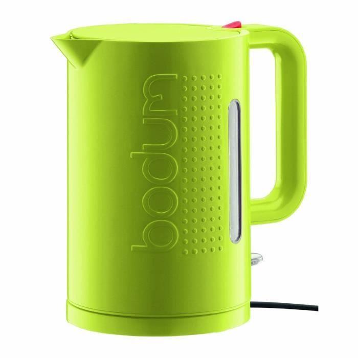 Bistro de BODUM bouilloire 1.5Lt en vert Lime - Achat / Vente ...