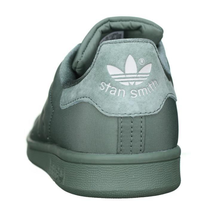 Basket Adidas Stan Smith W Bz0396 Vert