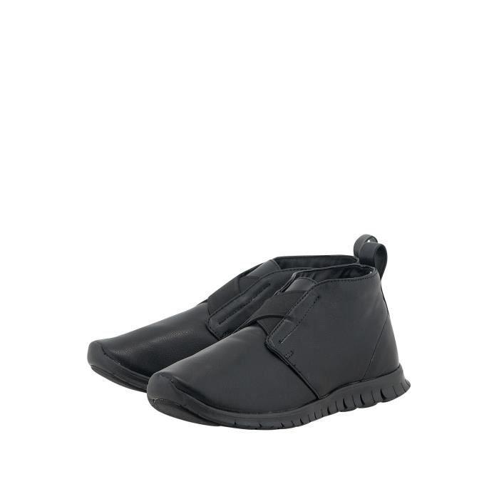 Nikki Me Sneakers noir Femme mkNIG