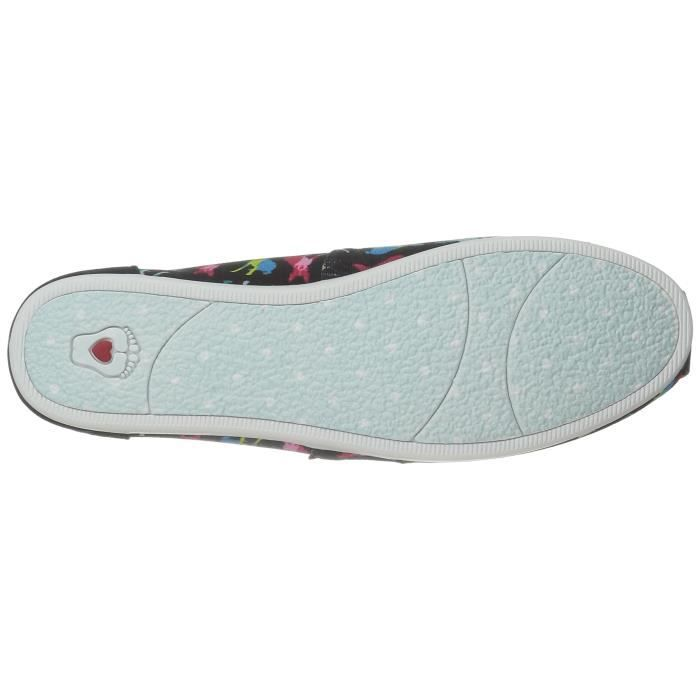 Skechers Bobs Plush Double Vision Slip On Shoes I4C18 Taille-39 1-2