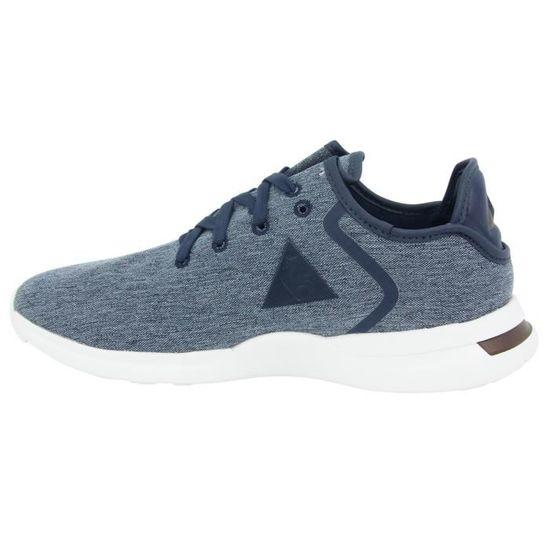 820555794d5 Le Coq Sportif SOLAS 2 TONES Chaussures Mode Sneak Bleu 1810759 - Achat    Vente basket - Cdiscount
