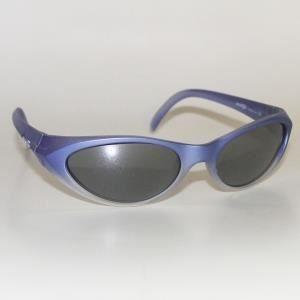 Lunettes vintage ARNETTE FALCON Mat fade blue grey introuvab aille unique Bleu