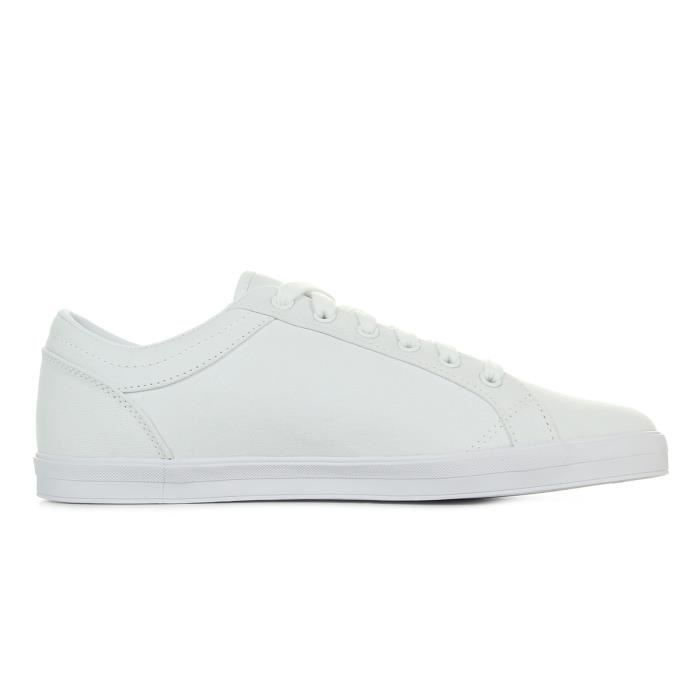 Baskets Fred Perry Baseline Canvas White
