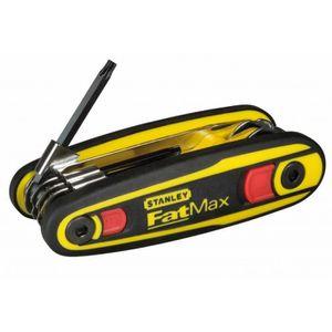 STANLEY Clés Torx sur monture FMX- 8pi?ces