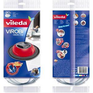 Vileda 136133 Pack de 20 Lingettes Virobi